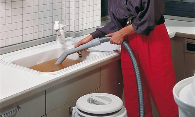Как очистить трубы от засора