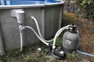 Фильтры песчаные для очистки воды
