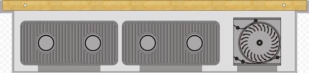Конвекторы отопления в полу