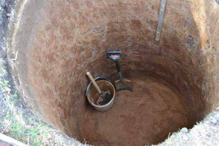 Выкопать колодец