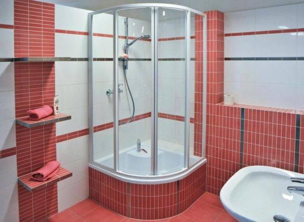 Как из ванны сделать душевую кабину