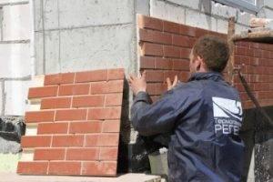 Фасадные термопанели монтаж