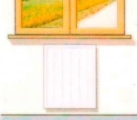 Панель радиатора