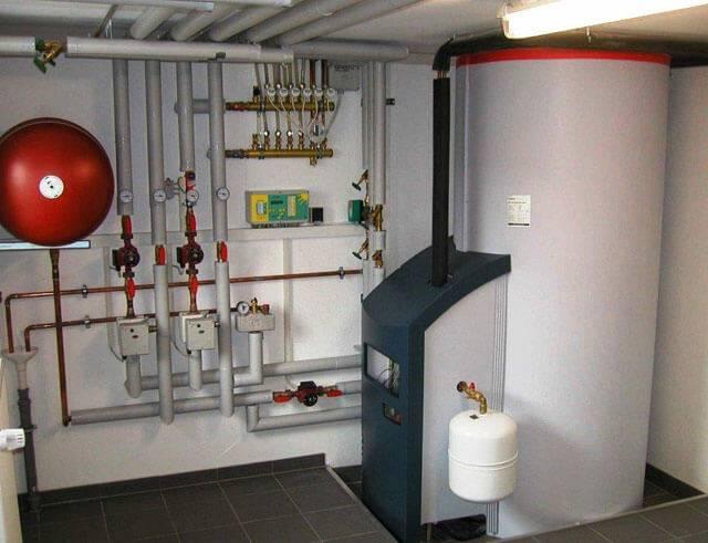 Котлы отопительные газовые напольные