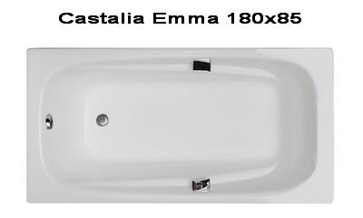 Ширина чугунной ванны