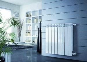 Алюминиевые радиаторы рифар