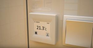 Отопление теплым полом
