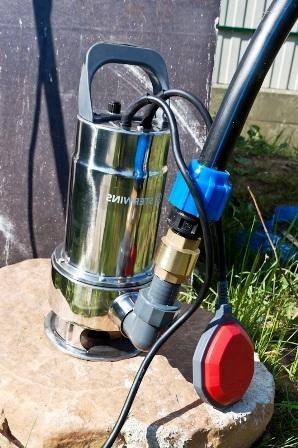 Шланг для водопровода под землей