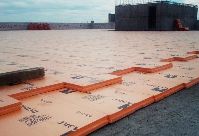 Виды утеплителей для крыши