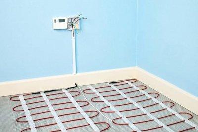 Электрические полы под плитку