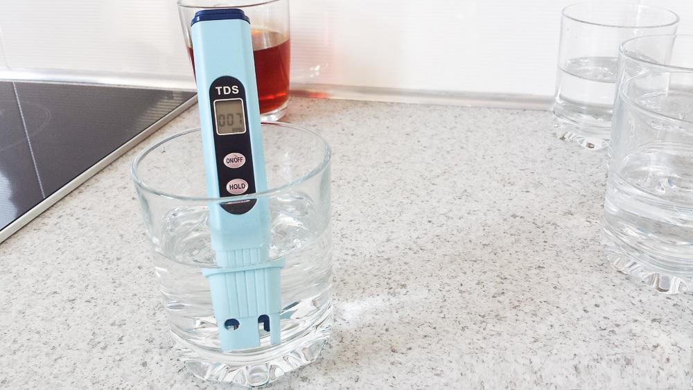 Рн дистиллированной воды