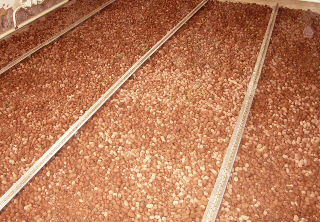 Утепление пола керамзитом в деревянном доме