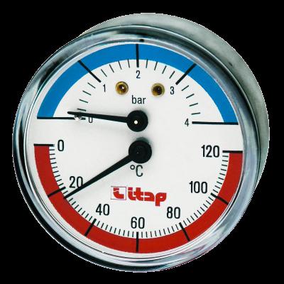 Как сбросить давление в газовом котле
