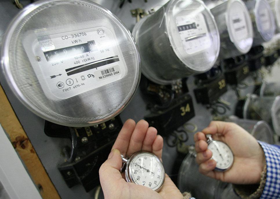 Штраф за снятие пломбы с электросчетчика