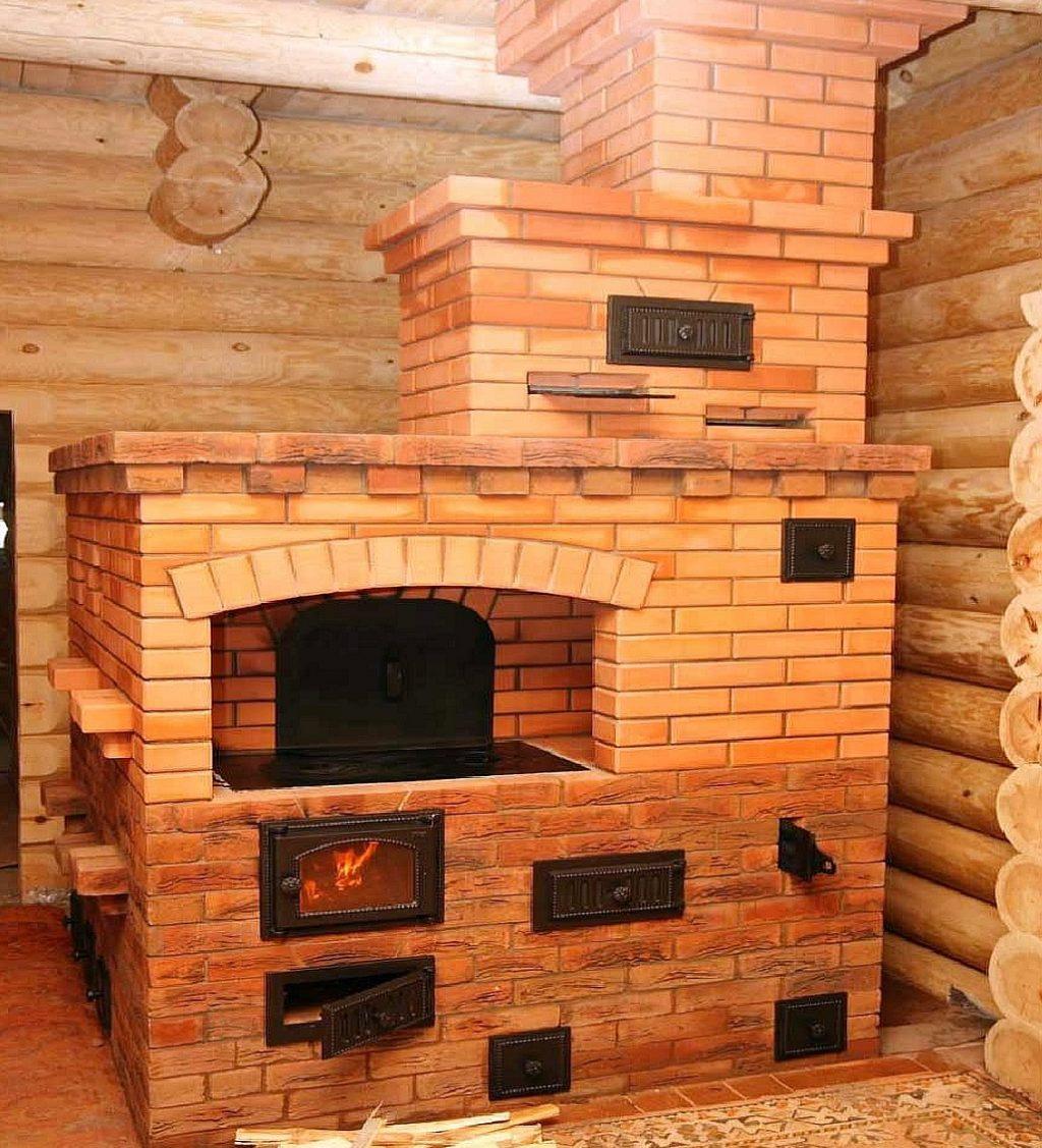 Печка шведка для дачи
