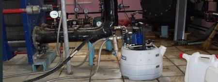 Как промыть систему отопления в многоквартирном доме