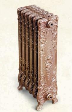 Вес одной секции чугунной батареи старого образца