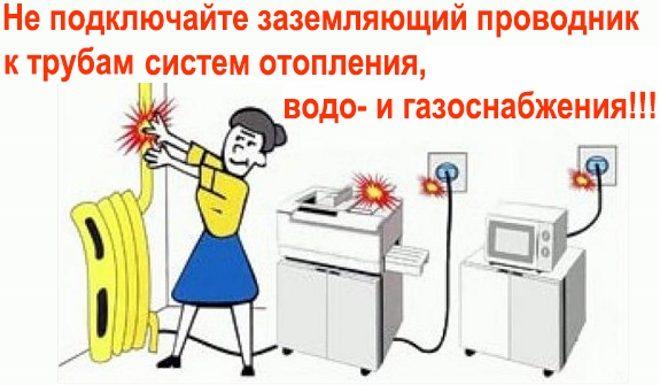 Как подключить узо в квартире без заземления