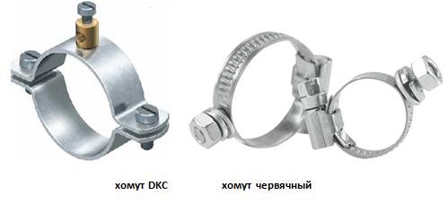 Заземление металлорукава